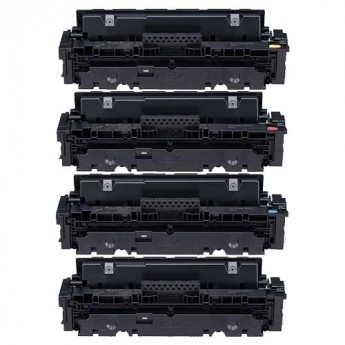 Canon 046H High-Yield Compatible 4-Pack Carrotink