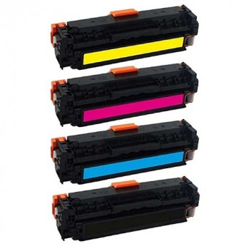 HP 202A Compatible 4-Pack Combo Carrotink