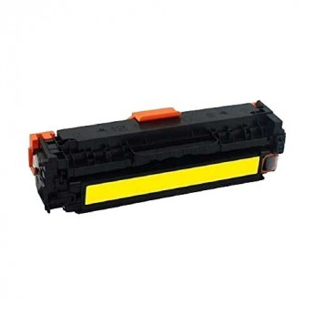 HP 202A (CF502A) Yellow Compatible Toner Carrotink