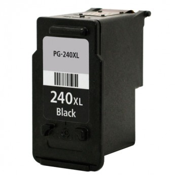 Canon PG-240XL Black High Yield Remanufactured Ink Cartridge