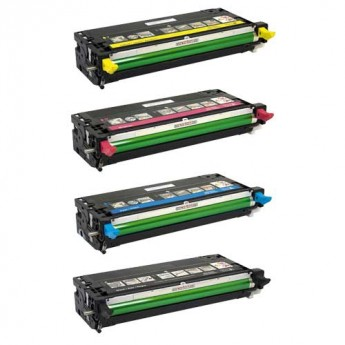 Dell 3130cn / 3130cnd Remanufactured High-Yield Toner Carrotink