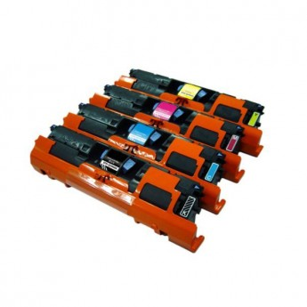 Canon EP-87 Remanufactured Toner Cartridge 4-Pack