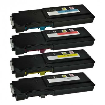 Dell C2660dn / Dell C2665dnf Compatible High-Yield Toner Carrotink