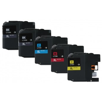 Brother LC103  Ink Cartridge Combo Pack