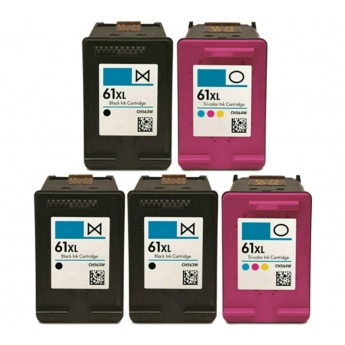HP 61XL  Ink Cartridge Combo Pack
