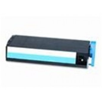 OkiData 42127403 Remanufactured Laser Toner Cartridge - Cyan High Yld.