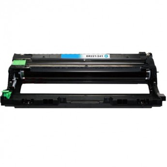 Brother DR221CL Cyan Compatible Drum Carrotink