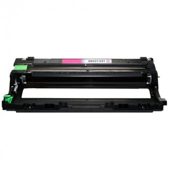 Brother DR221CL Magenta Compatible Drum Carrotink