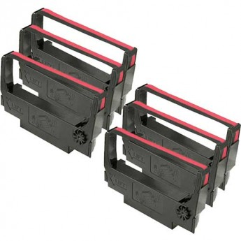 Epson ERC-30/34/38 Black & Red Compatible POS Ribbon Carrotink
