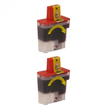 Brother LC41M Magenta Compatible Ink Cartridge Carrotink