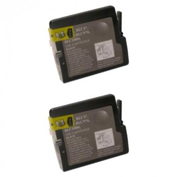 Brother LC51BK Black Compatible Ink Cartridge Carrotink