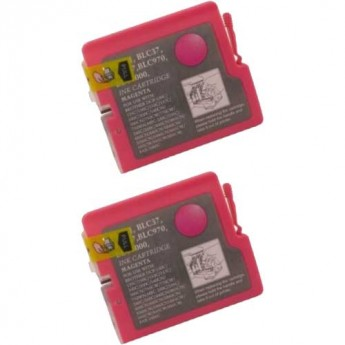 Brother LC51M Magenta Compatible Ink Cartridge Carrotink