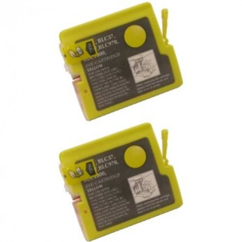 Brother LC51Y Yellow Compatible Ink Cartridge Carrotink