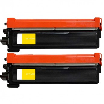 Brother TN210Y Yellow Compatible Toner Cartridge_Carrot_Ink