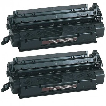 Canon FX-8 (8955A001AA) Black Remanufactured Toner Cartridge_Carrot_Ink