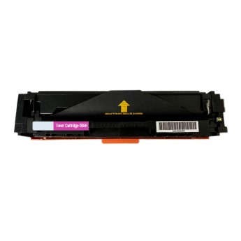 Canon 055H (3018C001) Magenta High-Yield Compatible Toner - Carrot Ink