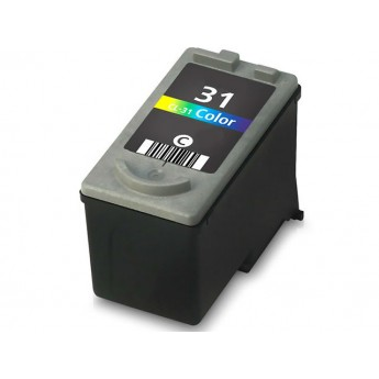 Canon CL-31 Color Remanufactured Ink Cartridge