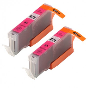 Canon CLI-271XL (0338C001) Magenta High-Yield Compatible Ink Cartridge