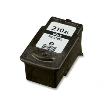 Canon PG-210XL High Yield Black Remanufactured Ink Cartridge