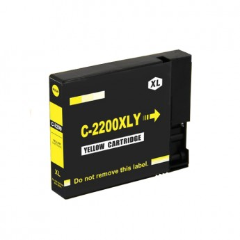Canon PGI-2200XL Compatible High Yield Yellow Ink Cartridge