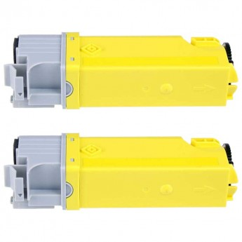 Dell 330-1438 (T108C) Yellow_Carrot_Ink