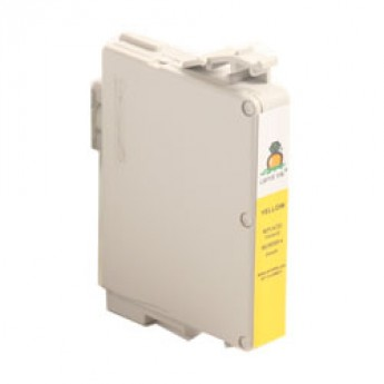 Epson 48 Yellow (T048420) Remanufactured Ink Cartridge - Yellow