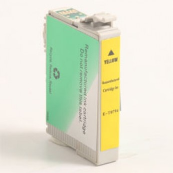 Epson 79 Yellow (T079420) Remanufactured Ink Cartridge - Yellow