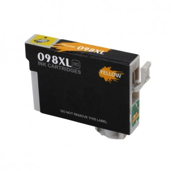 Epson 98 Yellow (T098420) Remanufactured Ink Cartridge