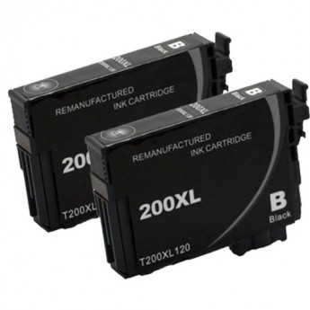 Epson 200XL Blac Twin Pack