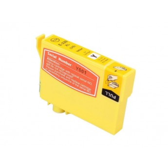 Epson 220XL (T220XL420) High Capacity Yellow Remanufactured Ink Cartridge