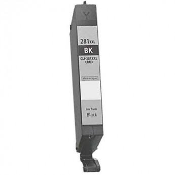 Canon CLI-281XXL (1983C001) Black Super High-Yield Compatible Ink Cartridge Carrot Ink