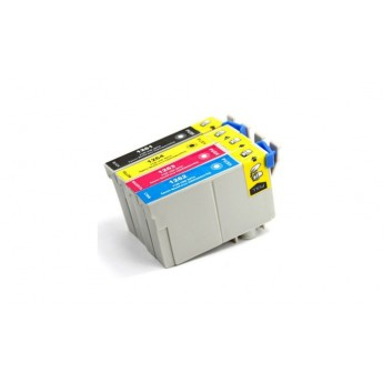 Epson 126 High Yield Ink 4-Pack Remanufactured Ink Cartridges