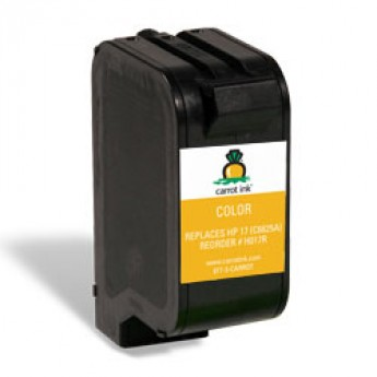 HP 17 (C6625AN) Remanufactured Ink Cartridge - Color