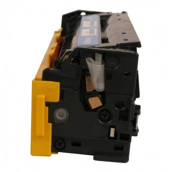 HP CB540A (HP 125A) Black Compatible Laser Toner Cartridge side view