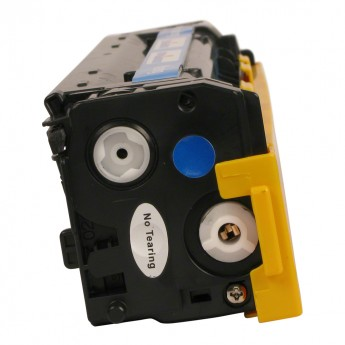 HP CB541A (HP 125A) Cyan Compatible Toner Side View