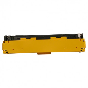 HP CB542A (125A) Yellow Compatible Toner Cartridge w/orange safety clip