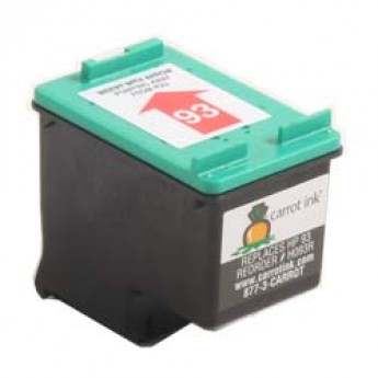 HP 93 (C9361WN) Remanufactured Ink Cartridge - Color