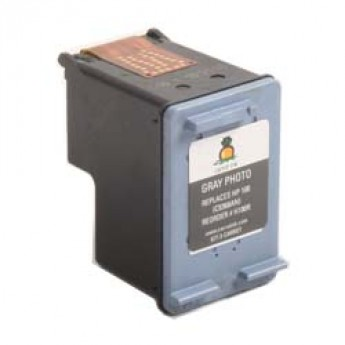HP 100 (C9368AN) Remanufactured Ink Cartridge - Gray