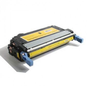 HP Q5952A (HP 643A) Remanufactured Laser Toner - Yellow