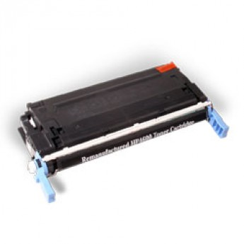 HP C9720A (641A) Remanufactured Laser Toner Cartridge - Black
