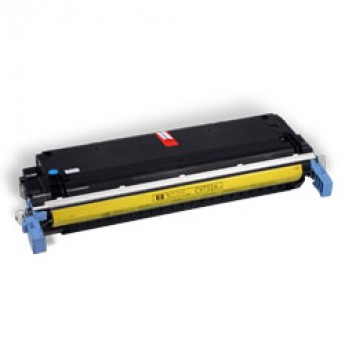 HP C9732A (645A) Remanufactured Laser Toner Cartridge - Yellow