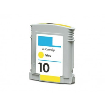 HP 10 Yellow (C4842A) Remanufactured Ink Cartridge