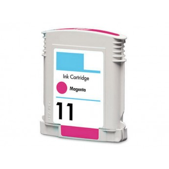 HP 11 Magenta (C4837AN) Remanufactured Ink Cartridge