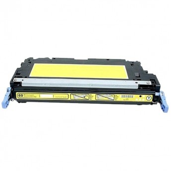 HP 502A (Q6472A) Yellow Remanufactured Toner Cartridge_Carrot_Ink