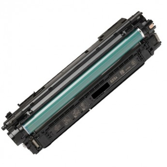 HP 655A (CF450A) Black Toner Carrotink