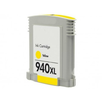 HP 940XL Yellow (C4905AN) Remanufactured High Yield Ink Cartridges