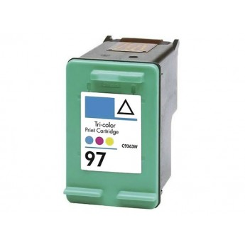 HP 97 Color (C9363WN) Remanufactured Ink Cartridge