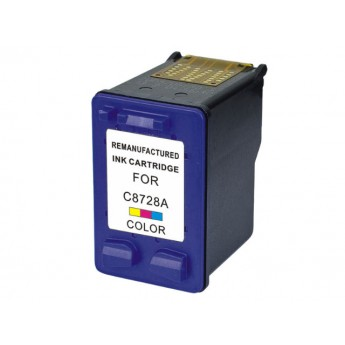 HP 28 (C8728AN) Color Remanufactured Ink Cartridge