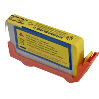 HP 902XL (T6M10AN) Yellow High-Yield Remanufactured Ink Cartridge