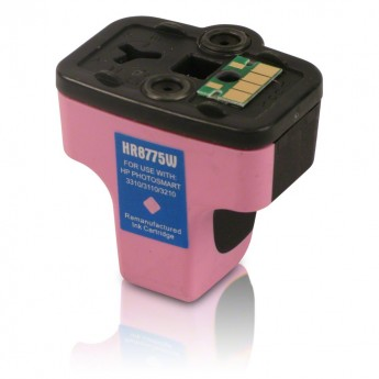HP 02 Light Magenta (C8775WN) Remanufactured Ink Cartridge